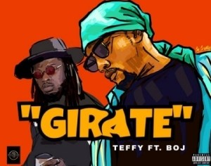 Teffy - Girate ft. BOJ